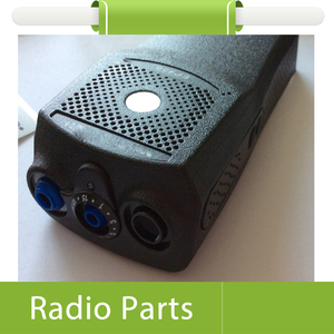 Image 4 - Bộ 5 X Radio Vỏ Bọc Bằng EP450 Trước Vỏ Lables PTT Nút Viền Và Nút Vặn