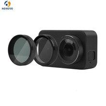 Obiektyw UV filtr cpl dla Xiao mi mi ni mi Jia 4K filtry pokrywa obiektyw ochronny dla Xiao mi mi ni mi Jia akcesoria do kamery sportowej