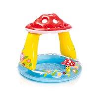 Toldo Bacia Piscinas Para Crianças Do Bebê Piscina Inflável do bebê Piscina Crianças Cogumelo Jardim Piscinas Jogos de Verão Do Bebê Piscina de Água|Piscina| |  -