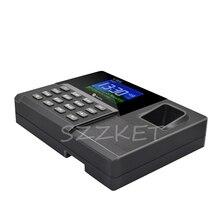 Новое устройство для считывания отпечатков пальцев ID карты посещаемости Пробивной карты машина в английской сети связи A-C030 AC030