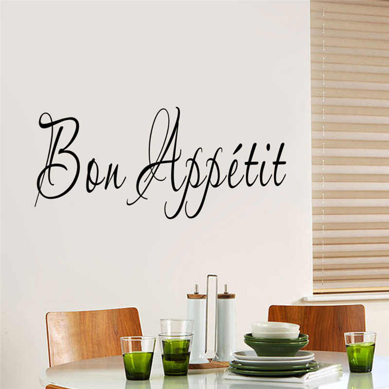 Image 4 - Creative Letter printing Wall Stickers horse Wall Art Removable Home Decal Party Decor Creative sticker mural in bedroom-in Wall Stickers from Home & Garden