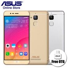 ASUS Zenfone Pegasus 3 X008 3GB 32GB CPU MT6737 Smartphone Quad Core Android 6.0 5.2'' Fingerprint ID FDD 4100mAh Mobile Phone