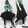 3505 # Европа и новый летний улица личности Харен Дамы Размер узкие брюки юбка оптовая