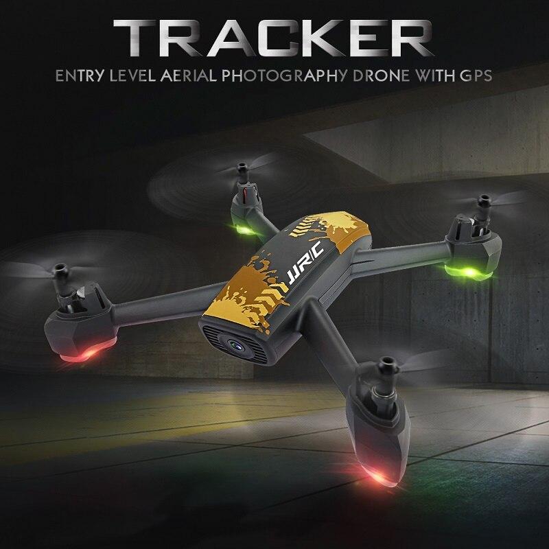 JJRC H55 H55WH TRACKER 720 P HD Kamera WIFI FPV Drone GPS Positionierung RC Quadcopter Camouflage RTF VS E58 H37