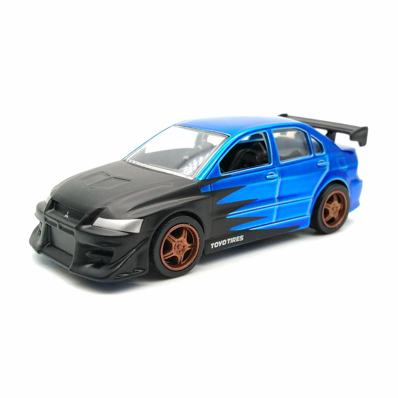 Us 1504 20 Offja Da 164 2002 Mitsu Bishi Lancer Evo 7 Alloy Toy Car Toys For Children Diecast Model Car Birthday Gift Freeshipping In Diecasts