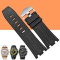 АВТО 28 ММ Ремешки Для Наручных Часов Прочный Водонепроницаемый Силиконовый Часы Ремни для Audemars Piguet Часы Человек Royal Oak Резиновый Ремешок Для Часов + ИНСТРУМЕНТЫ