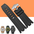 AUTO 28MM Watchbands Durable Waterproof Silicone Watch Straps for Audemars Piguet Watch Man Royal Oak Rubber Watchband +TOOLS