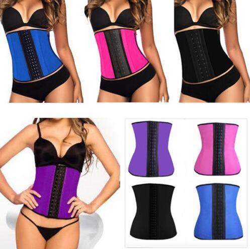 Women's waist training belt Sports Waist Support 6XL Plus Size Waist Trainers Corsets Slimming Belt Waist Cincher Hot Shapers
