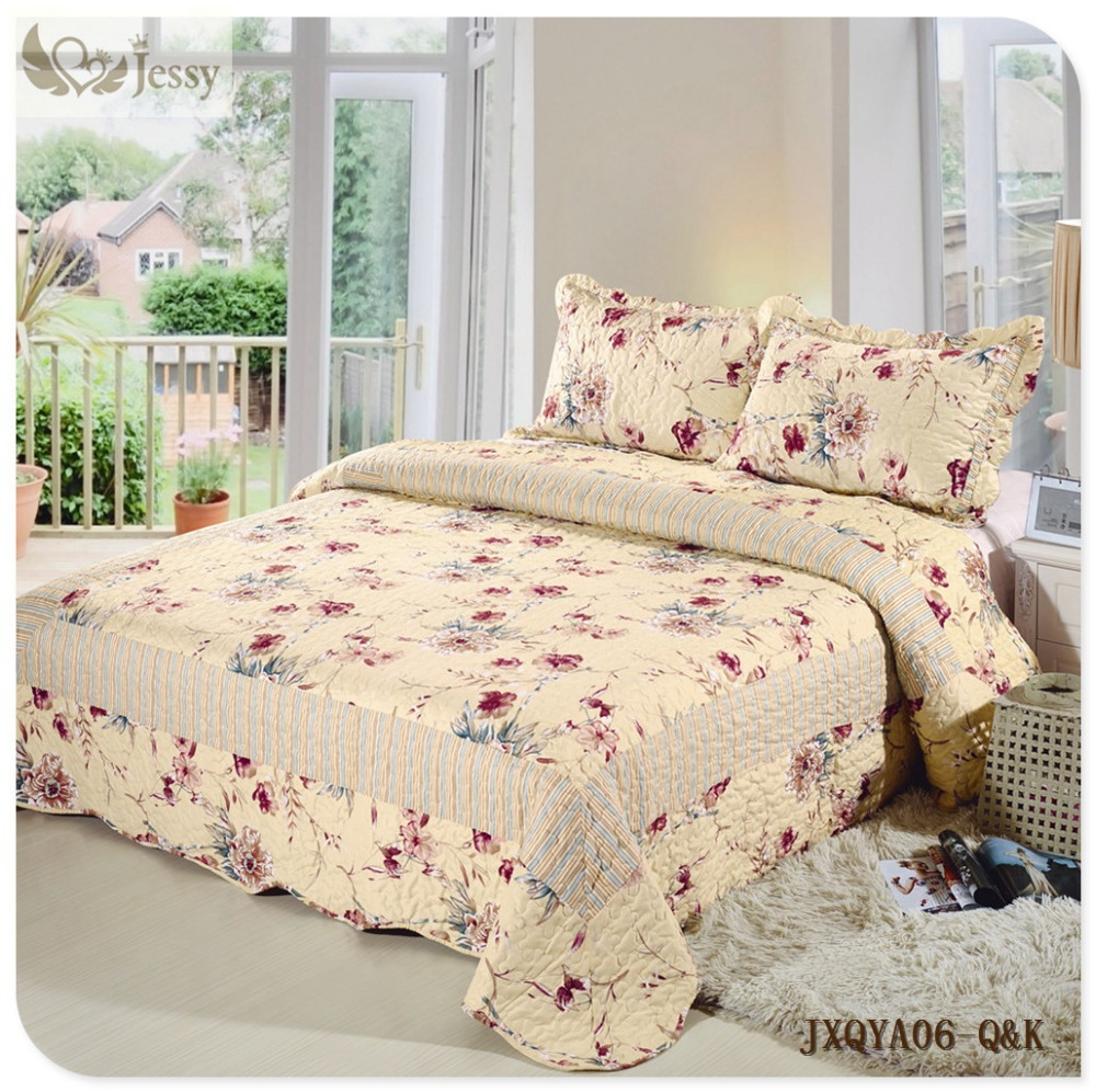 Bed sheet set with quilt - Quilt Bed Sets