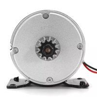 24V 250W High Speed Brushed DC Motor Electric Scooter Folding Bicycle Electric Bicycle Brush Motor Bike Accessories