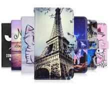 For Xiaomi Mi 4i 4c 5X A1 6X A2 Cover PU Leather Cartoon Wallet Case for Xiaomi Mi 8 9 Lite SE 8SE 9T Pro Mix 2 Mix 2S 5S Case(China)