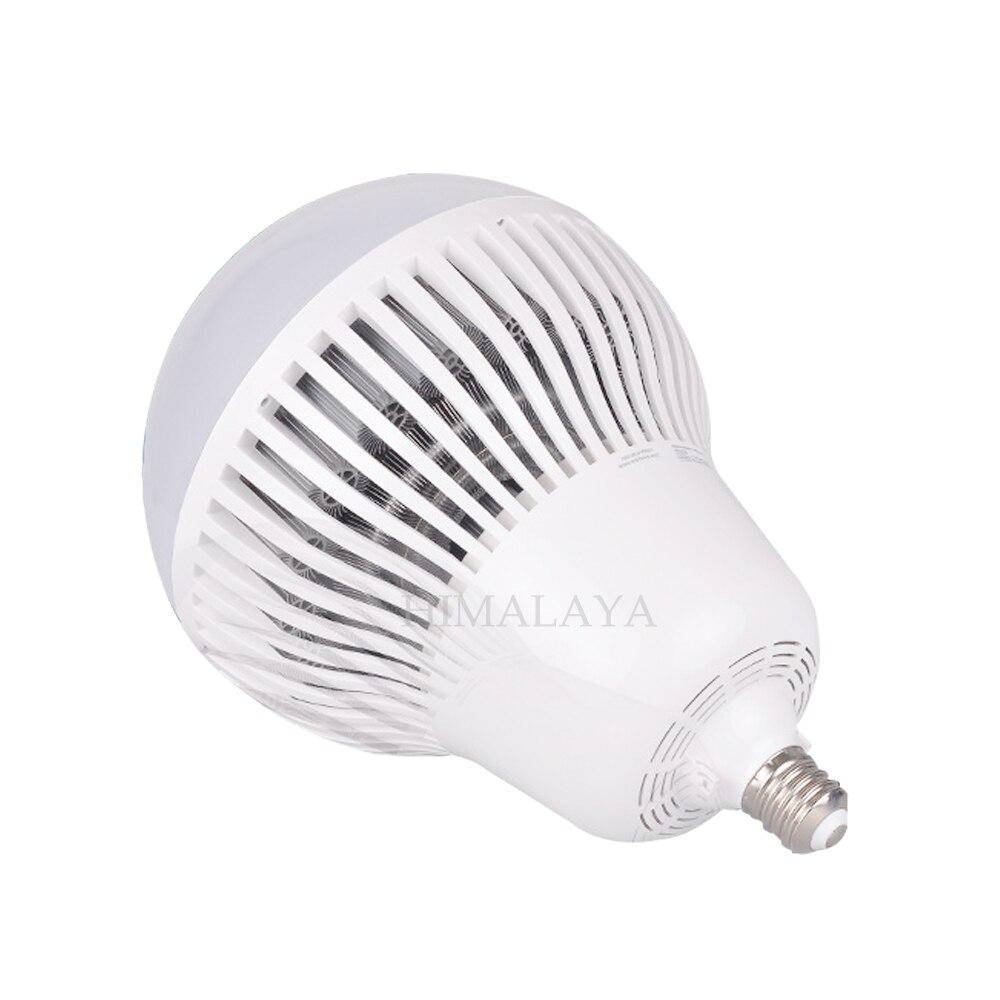 Toika 12pcs E40 36w 50w Bulb High Bay Light Floodlights High Brightness For Factory/Warehouse/Workshop Industrial