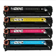 1 pcs CF210A CF211A CF212A CF213A 131A Compatible Color Toner Cartridge For HP LaserJet Pro 200COLOR M251n M251nw M276n M276nw