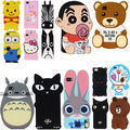 25 Types for Xiaomi Mi5 Case Lovely Cute 3D Cartoon Soft Silicon Cover For Xiaomi Mi5 Mobile Phone Cases