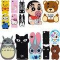 25 tipos para xiaomi mi5 case adorável bonito dos desenhos animados 3d capa de silicone macio para xiaomi mi5 casos de telefone móvel