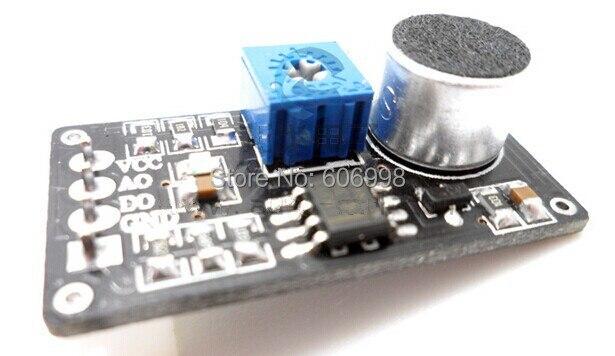 Internet Of Things High Decibel Sound Noise Detection Sensor