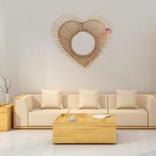 Art Deco Heart-shaped Wall-mounted…