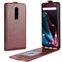 For OnePlus 7 Pro Leather Case Premium PU Wallet Flip Case For OnePlus 7 Pro Case With Card Holder OnePlus 7 Pro 5G Case