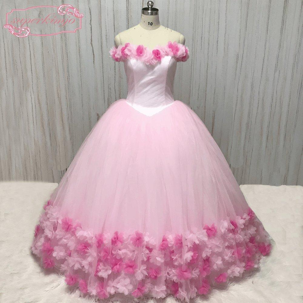 Tienda Online Superkimjo boda bola 2018 lujo Cap manga Crystal ...