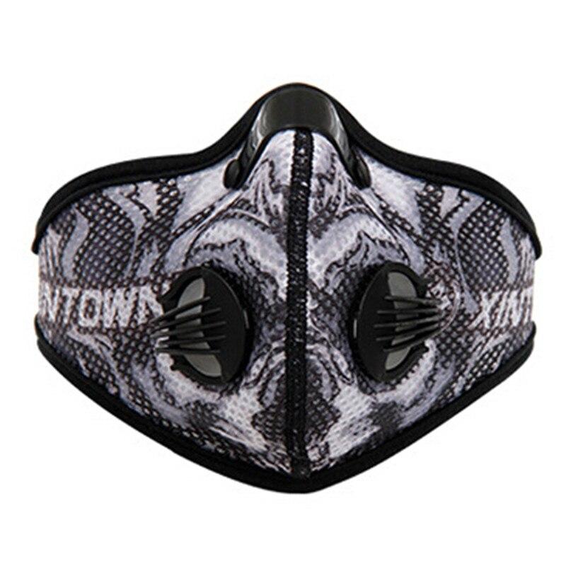 Atmungsaktive Soft Fahrrad Maske mascara ciclismo bisiklet maske mtb gesichts-schutz sport staubmasken bike Skilaufen Radfahren Gesichtsmaske