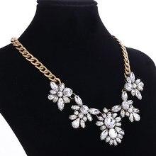 39f86b482a9e Vintage declaración babero gargantilla collar mujeres oro Color collares y colgantes  boda joyería regalos