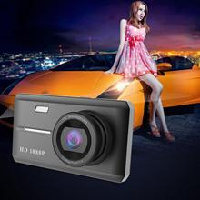 4.5 Inch Touch Screen Dual-Channel Driving Recorder 1080P Front And Rear Double Recording Car Dvr