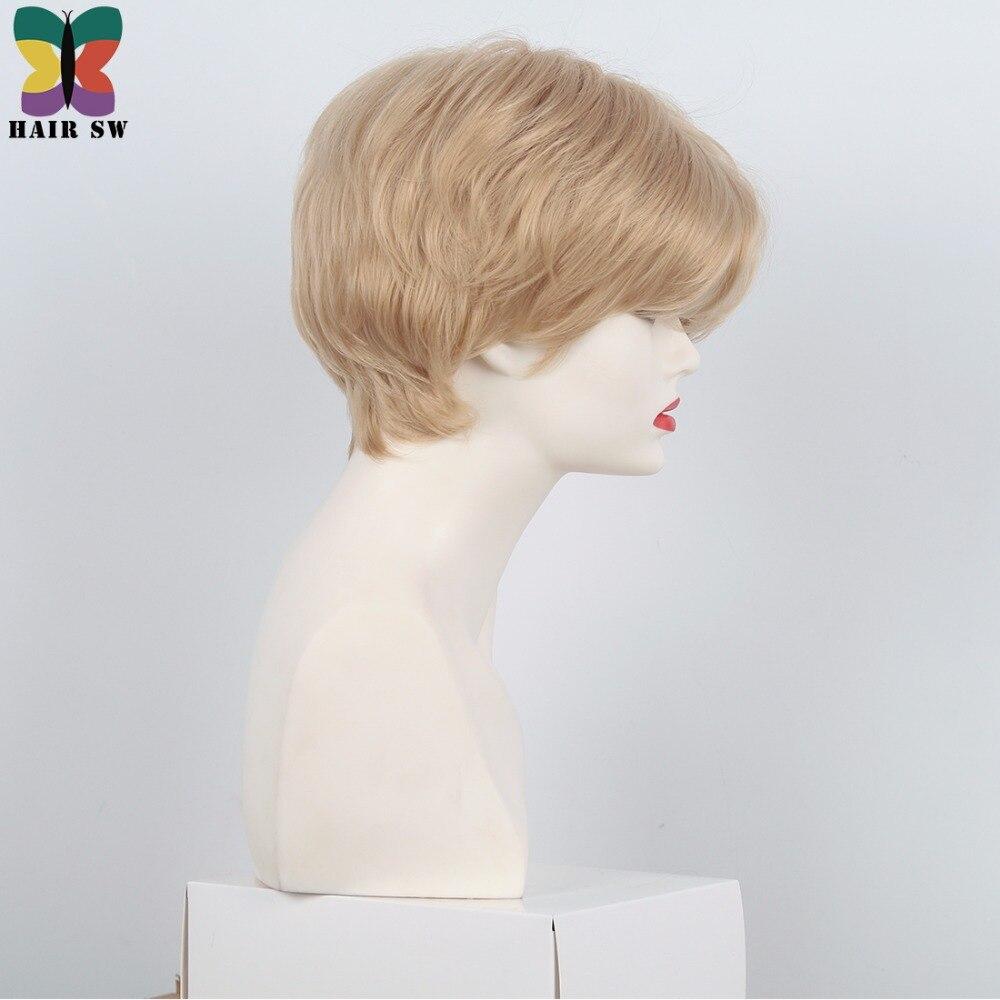 HAIR SW Μικροσκληρυνόμενα πλευρικά - Συνθετικά μαλλιά - Φωτογραφία 6