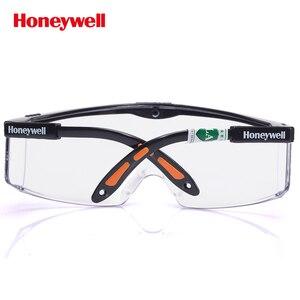 Image 2 - Protection oculaire en verre de travail dorigine Honeywell Anti buée sécurité de Protection claire pour le travail