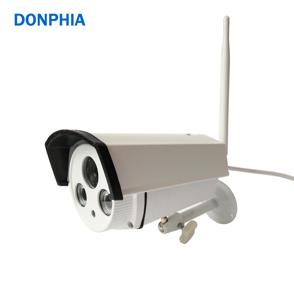 Russia Available HD 1080P Outdoor Wifi IP Camera Onvif Cloud 2MP IR Network Security Waterproof Wireless Surveillance IP Camera