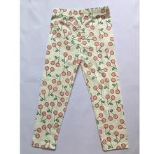 2 db Lányok Leggings / Lot Őszi Tavasz Nyári Puha Pamut Modális Lányok Leggins Fehér Rózsaszín Kék Szín Kids Kids Skinny nadrágok