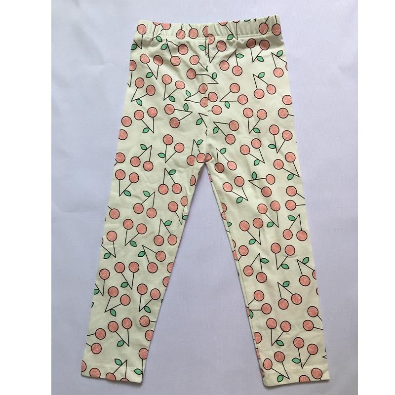 2 stuks meisjes leggings / lot herfst lente zomer zacht katoen modal - Kinderkleding - Foto 3