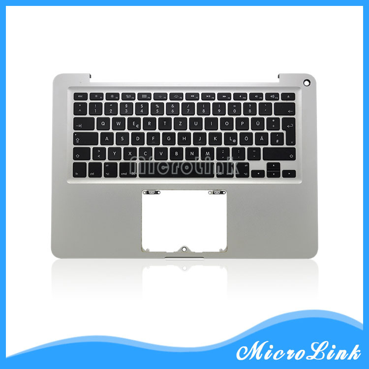 все цены на New keyboard For Macbook Pro A1278 GR German Keyboard 2009 ~ 2013 онлайн
