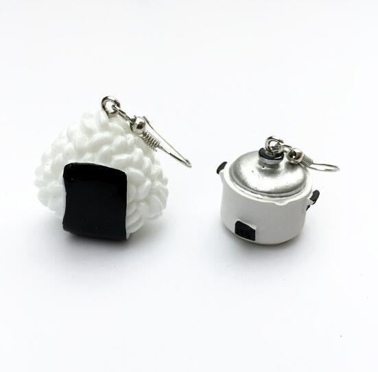 Rice Cooker Earrings 1