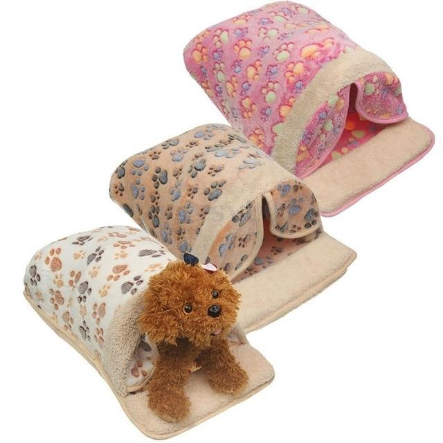 Cane di animale domestico Del Cucciolo del Gatto A Pelo Caldo Cuscino Letto di C