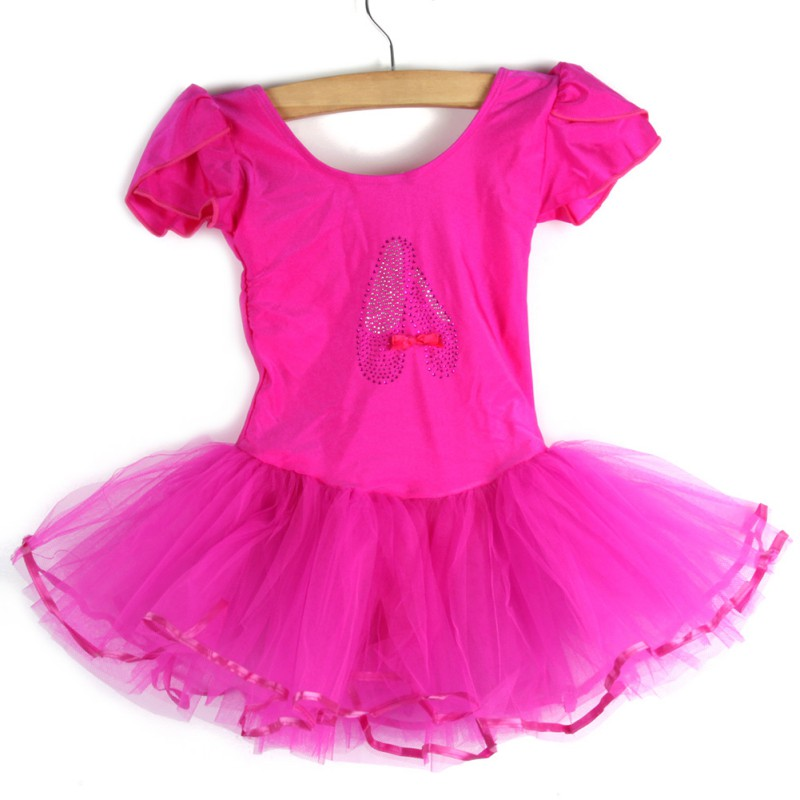 child-girls-training-gymnastics-font-b-ballet-b-font-tutu-leotard-short-sleeve-dance-dress-princess-pompon-skirt