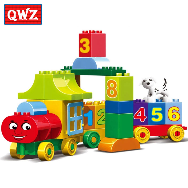 Aliexpress Buy Qwz 50pcs Large Particles Numbers