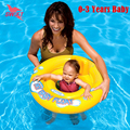 Infant Baby Inflatable Pool Float Lounge 2016 New Thicken Health PVC Kids Swimming Ring Seat Cheap Water Toys Swim Circle
