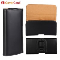 Case Cover For Xiaomi Redmi Note 4 Cases Holster Belt Leather Pouch Coque For Xiaomi Redmi