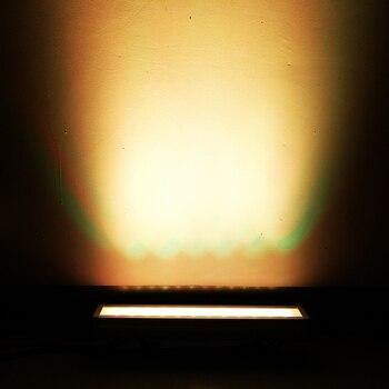 IP65 Waterproof LED Wall Wash 12x12W RGBW Lighting Good For DJ Disco Party Dance Floor Nightclub Bar And Wedding Decoration