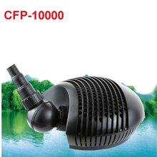 CFP-10000 Садовый Пруд Фильтр Пруд Погружной Насос 10000L/H 155 Вт Низкого давления водяного насоса 32 ММ 36 ММ 25 ММ диаметр Воды на выходе
