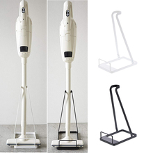 Black Vacuum Stand for Dyson V6 V7 V8 V10 Stick cleaner Holder Storage Rack Support Home Organizer for Handhold Electric Broom