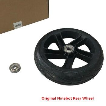 Original Ninebot Accessory Rear Back Wheel Assembly for Kickscooter Ninebot ES1 ES2 ES3 ES4 Smart Scooter Back Wheel Accessories