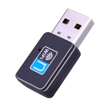 150Mbps Wireless Usb WiFi Adapter Wifi Network Card Portable Mobile USB Ethernet 2.4Ghz Wifi Siganl Receiver with usb rj45 slot new wireless wifi adapter 2db wifi antenna 150mbps wlan network card portable usb wifi receiver adapters em88