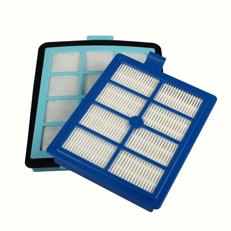 1x вентиляционных отверстий фильтр + 1x воздухозаборник HEPA фильтр Замена для philips FC8766 FC8767 FC8760 FC8764 пылесос части