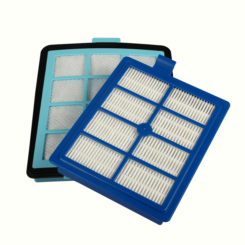 1x Exhaust vents filter +1x Intake Vents HEPA Filter Replacement for philips FC8766 FC8767 FC8760 FC8764 vacuum cleaner parts цены