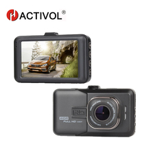 3 Inch Dash Camera Car DVR Rigister 1080P Dash Cam Video Recorder Vehicle video recorder DVR For Driving Recording Car Detector cheap Class 10 NONE Chinese (Simplified) English Motion Detection Microphone Dual Lens With Rearview Mirror SD MMC Card G-sensor