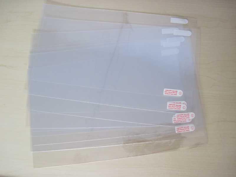5 قطعة/الوحدة لفافة تغليف شفافة لسامسونج غالاكسي تبويب S3 8.0 T719 SM-T719 اللوحي جدا واضحة واقي للشاشة فيلم