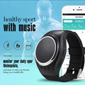 Multi-function Smart Music Bracelet Watch Support Pedometer Calorie TF Card Answer Bluetooth Speaker Smartwatch For Android IOS