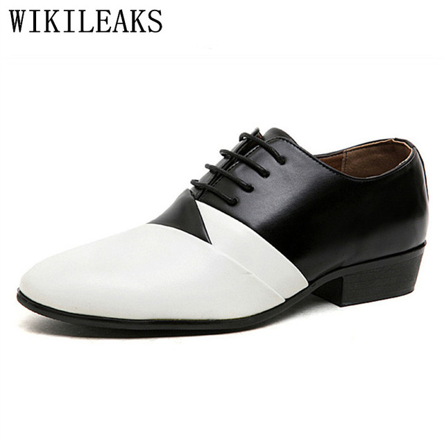 40765a5e4852f ... Comfortable High Quality Wedding Shoes Male Size 38 44 2ox27 Canada  2019 Source · high quality leather black italian mens shoes luxury brand  wedding