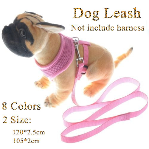 120*2.5 cm/105*2 cm Nylon Guinzaglio Del Cane Puppy Medium Big Dog Anti-Skid Pet